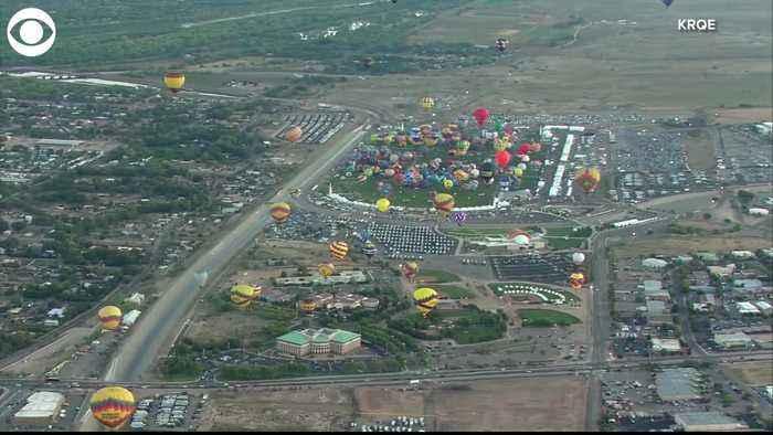 WEB EXTRA: Hot Air Balloon Festival