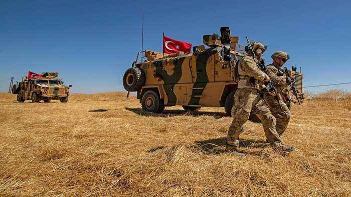 Why is Turkey expanding its military operations in northern Syria?