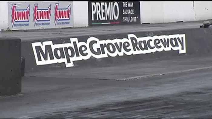 VIDEO Maple Grove Raceway up for sale