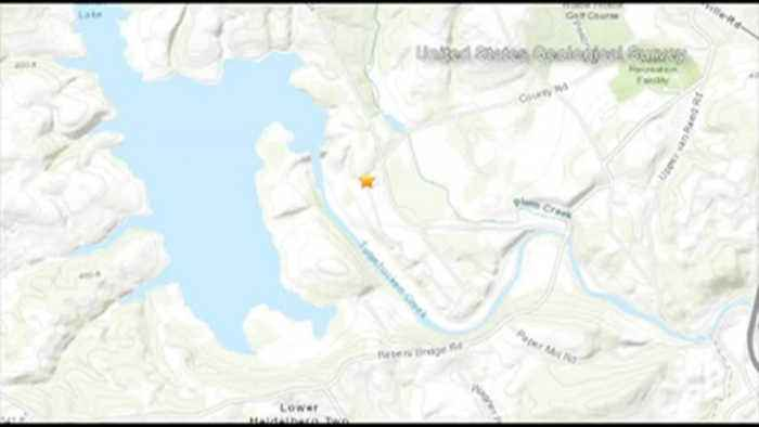 USGS: Part of Berks rattled by 2.2 magnitude earthquake