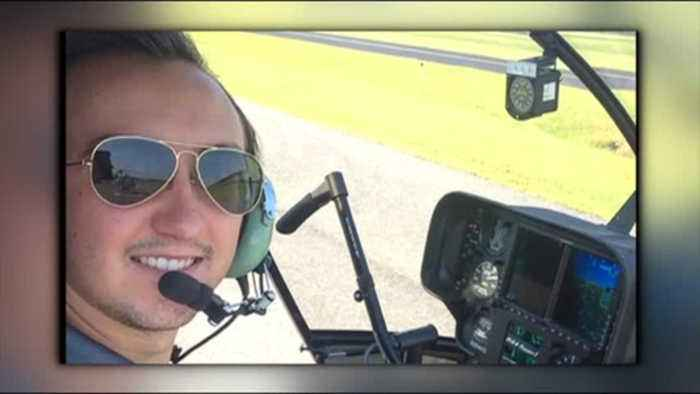 VIDEO Pilot hurt in helicopter crash speaks with 69 News
