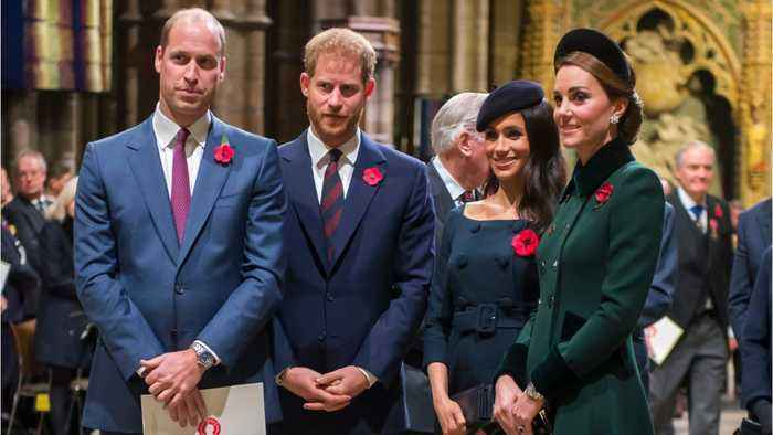 Meghan Markle, Prince Harry, Kate Middleton, And Prince William Star In New Commercial