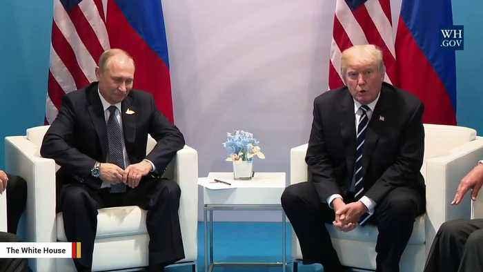 Kremlin: Trump Didn't Send Birthday Message To Putin