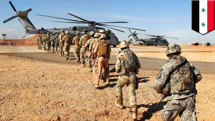 Trump withdraws U.S. troops from Turkey-Syria border