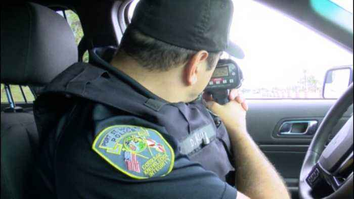 Port St. Lucie police on lookout for speeders on Crosstown Parkway