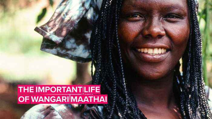 Nobel Peace Winner: Why everyone should know Wangari Maathai