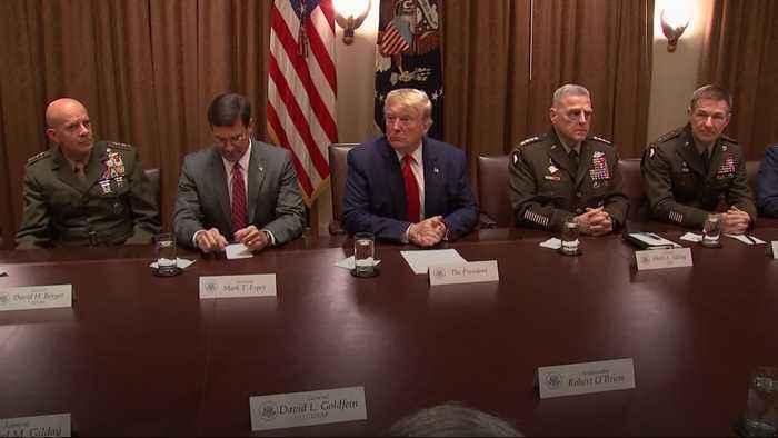 Donald Trump defends decision to pull US forces out of Syria