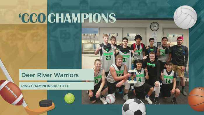 WCCO Champions: Deer River Warriors