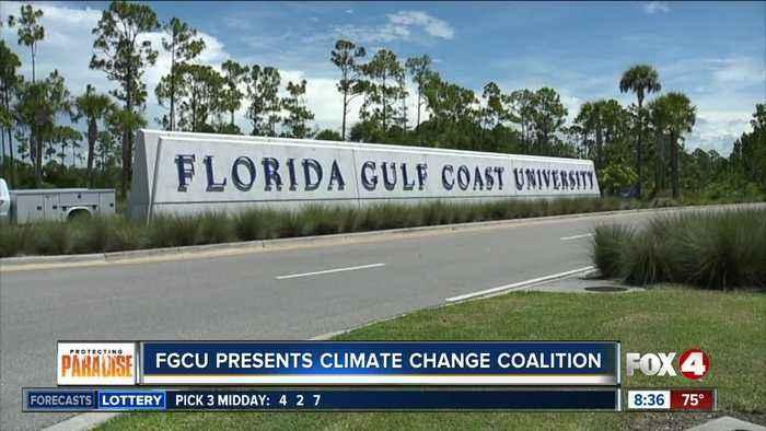 FGCU creating a Climate Change Coalition