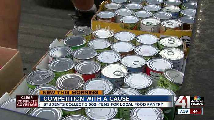 KCK food pantry wins big after school competition