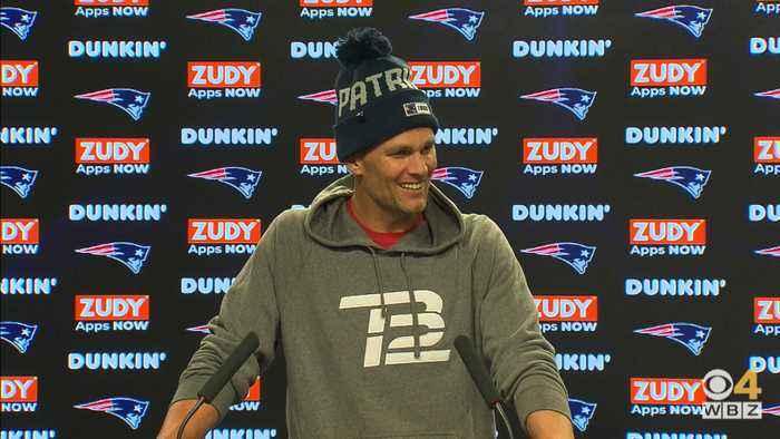 Tom Brady Talkin' About Practice