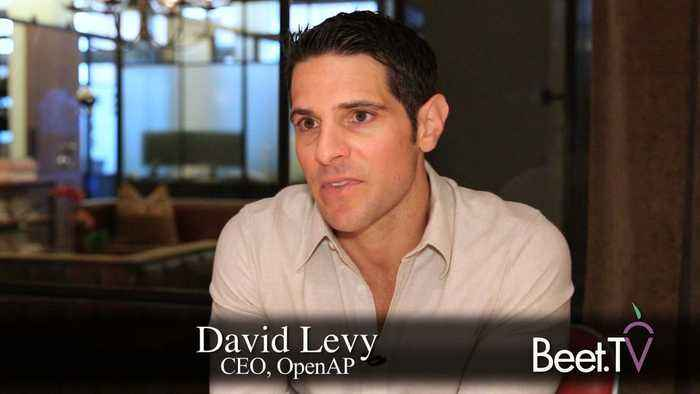 OpenAP Grows Up: Next Step Is To Become A Marketplace, New CEO Levy Says