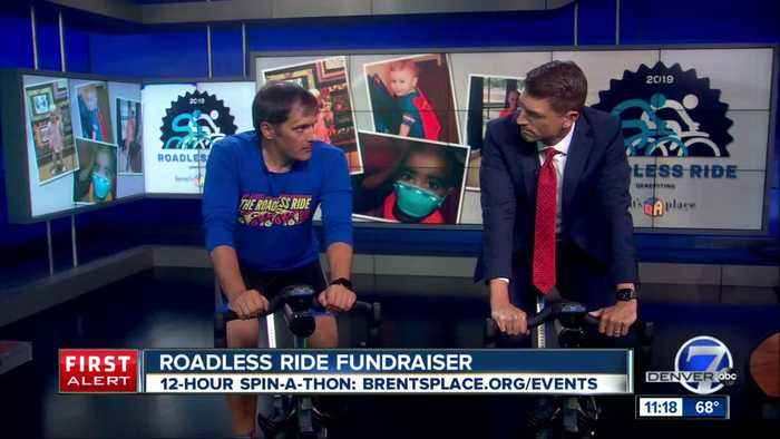 Roadless Ride for Brent's Place