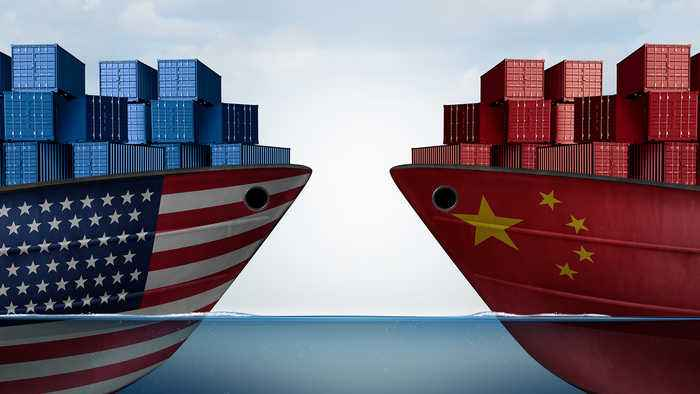 Trade War Rhetoric Ramps Ahead of Thursday's Talks