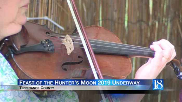 Feast of the Hunter's Moon underway