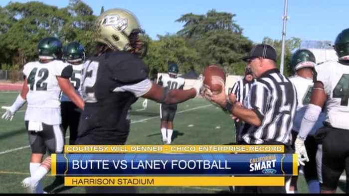 BUTTE VS LANEY FOOTBALL