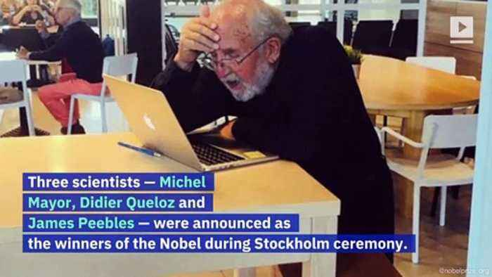 Nobel Prize for Physics Awarded for 'Ground-Breaking' Space Discoveries