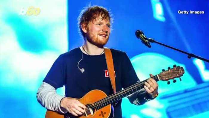 Prince Harry and Ed Sheeran Tease Collaboration on Instagram