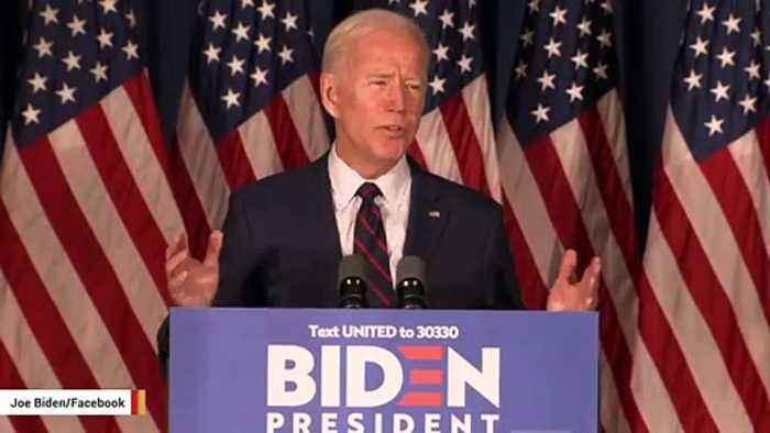 Joe Biden Calls For Trump To Be Impeached