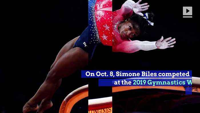 Simone Biles Becomes the Most Decorated Female Gymnast Ever