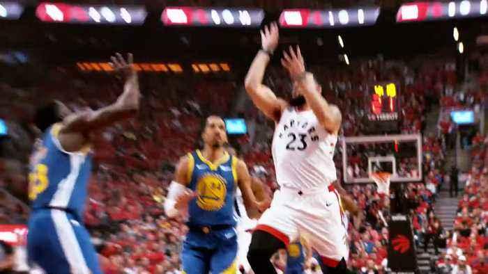 2019 NBA Champions Toronto Raptors - Trailer