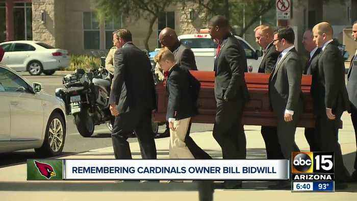 Remembering Arizona Cardinals owner Bill Bidwill