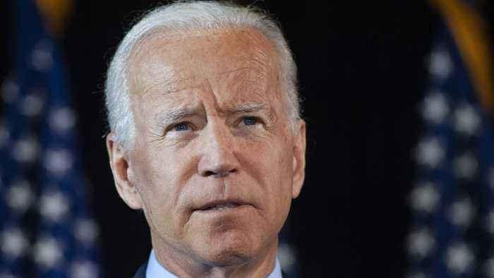 Joe Biden Calls For President Trump's Impeachment