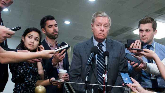 Lindsey Graham Disagrees With Donald Trump