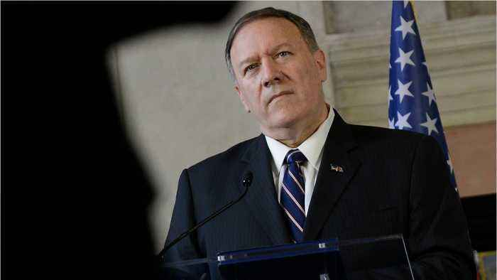 Mike Pompeo Offers Advice To Iraqi Prime Minister