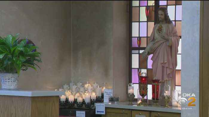 367 People Submit Claims For Pittsburgh Diocese's Compensation Fund