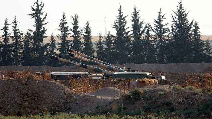 Turkish military to enter Syria 'shortly' — Erdogan aide