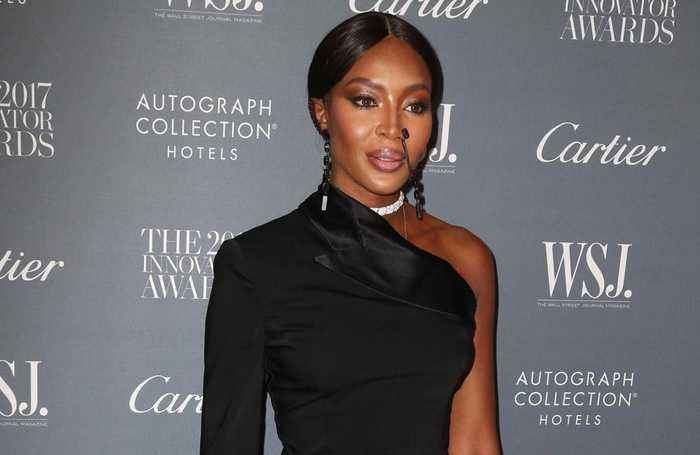 Naomi Campbell: Being single doesn't make me lonely