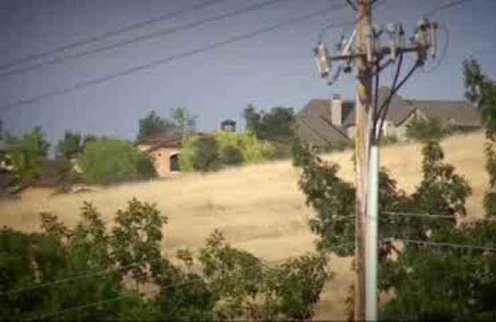 California power cutoff begins