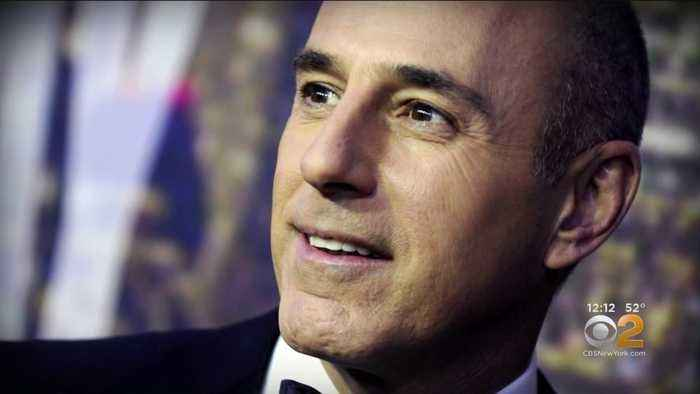 Disturbing Allegations Levied Against Lauer