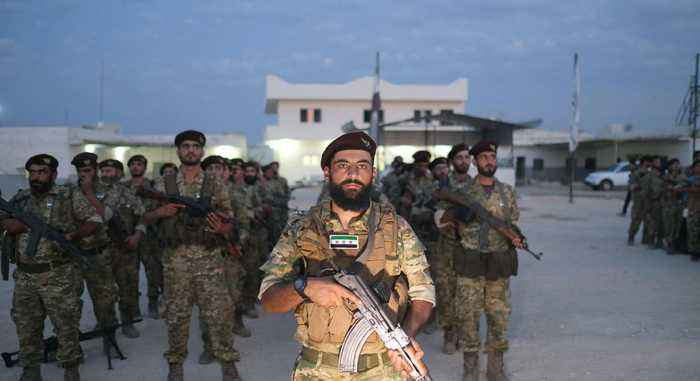 Analysis: Turkey's new offensive against Syria's Kurdish-led SDF forces