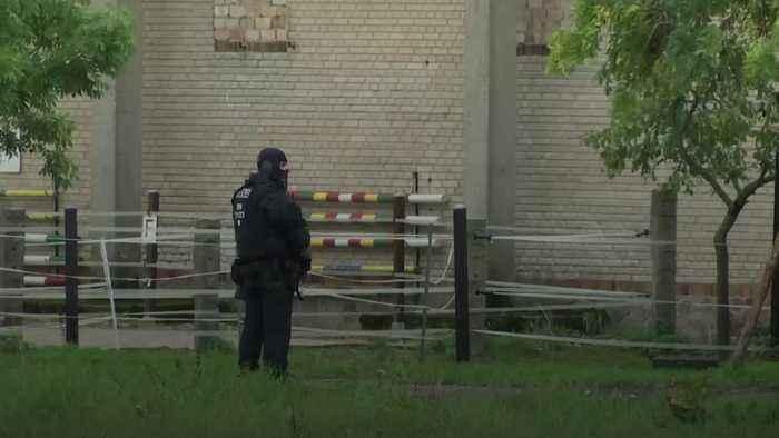 Two killed in shooting in eastern Germany