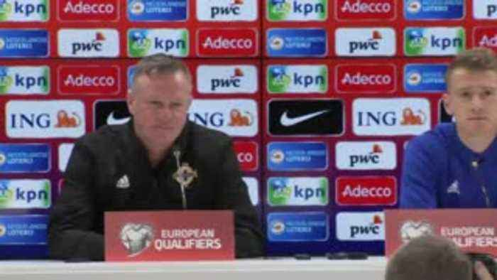 O'Neill: We're in a play-off with the Dutch