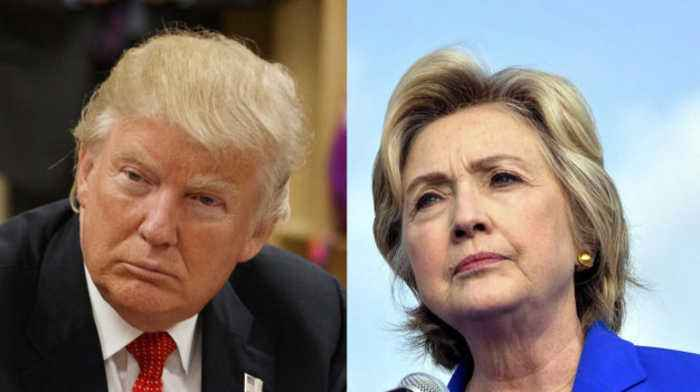 Trump Trolls Hillary Clinton, Says She Should Run in 2020