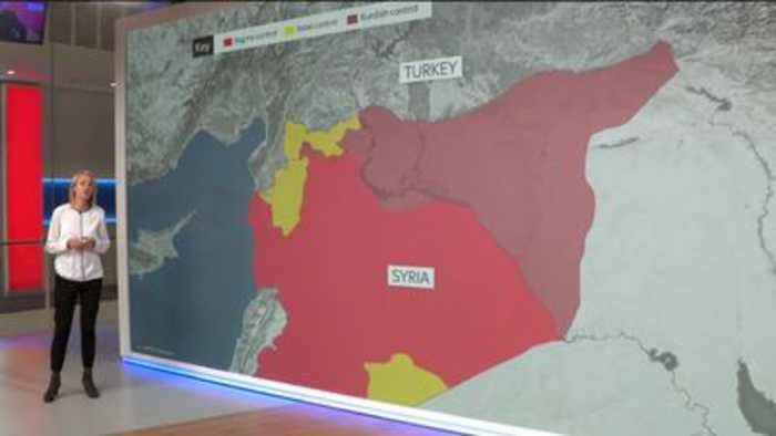 A closer look at the Turkish conflict in Syria