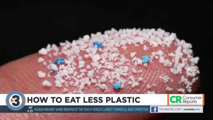 How to eat less plastic