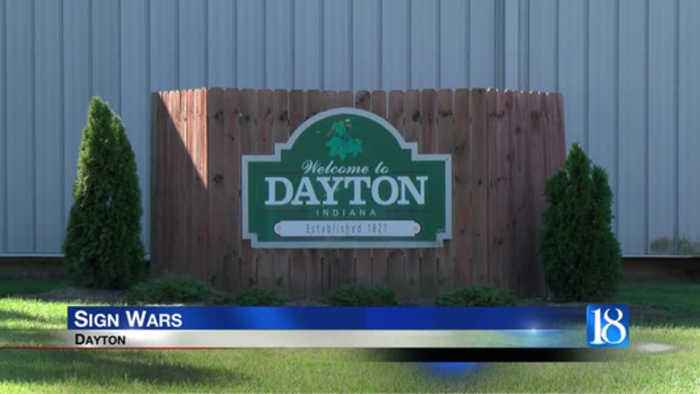 A Highly Contentious Election in Dayton Creates Sign War in the Community