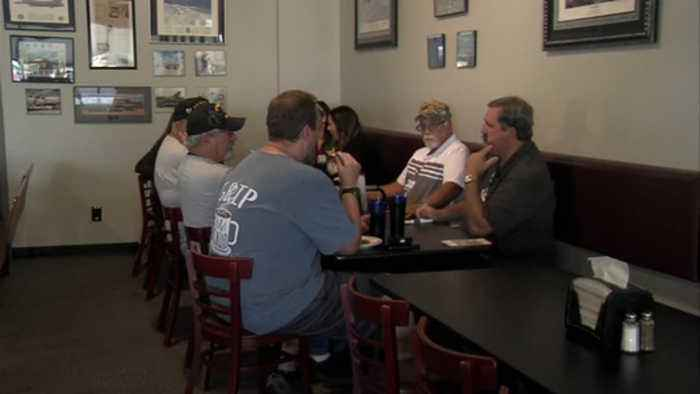 Organization offers chance for veterans to get together