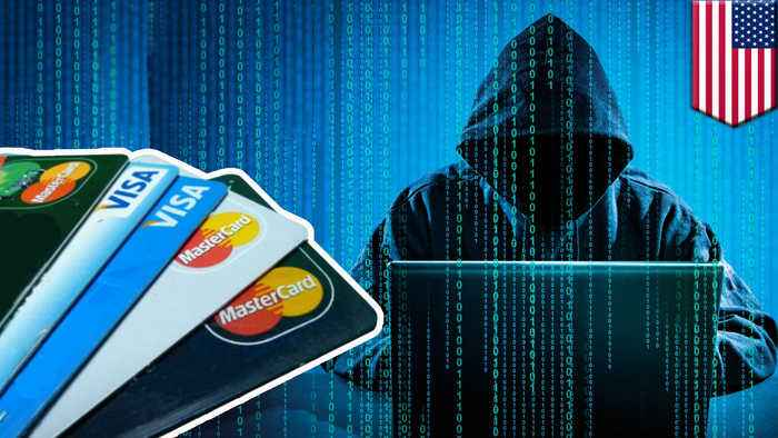 Hackers swipe credit card info from 1000s of online store