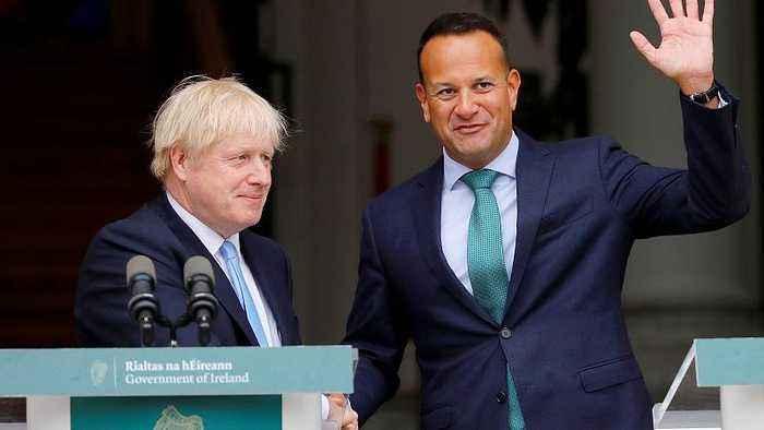 Boris Johnson and Leo Varadkar to meet in last roll of Brexit dice