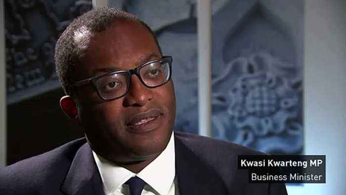 Kwarteng: PM and Taoiseach Brexit meeting 'significant move'