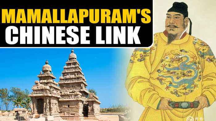 Why was Mamallapuram chosen as the venue for Modi-Xi informal summit | OneIndia News
