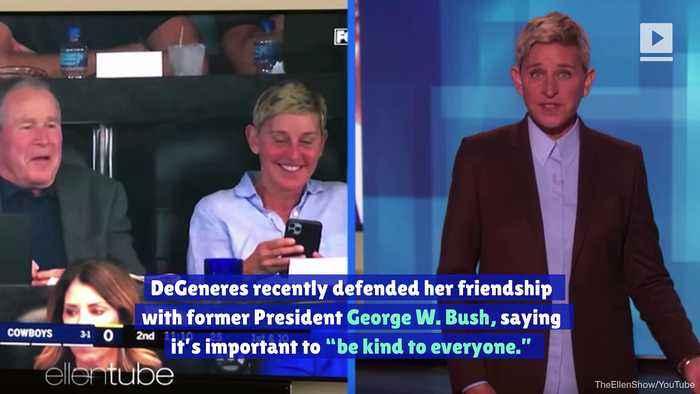 Mark Ruffalo Says George W. Bush Doesn't Deserve 'Kindness'