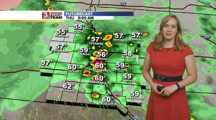 Audra's Thursday Forecast