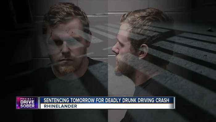Drunk driver who killed passenger to be sentenced Thursday