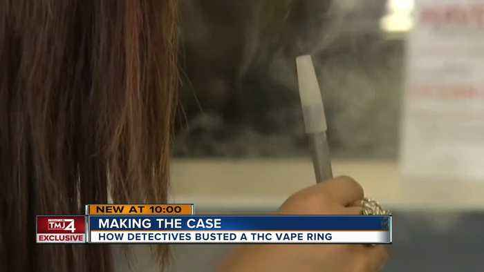 Family's tip to Waukesha Police helped bring halt to alleged vaping operation